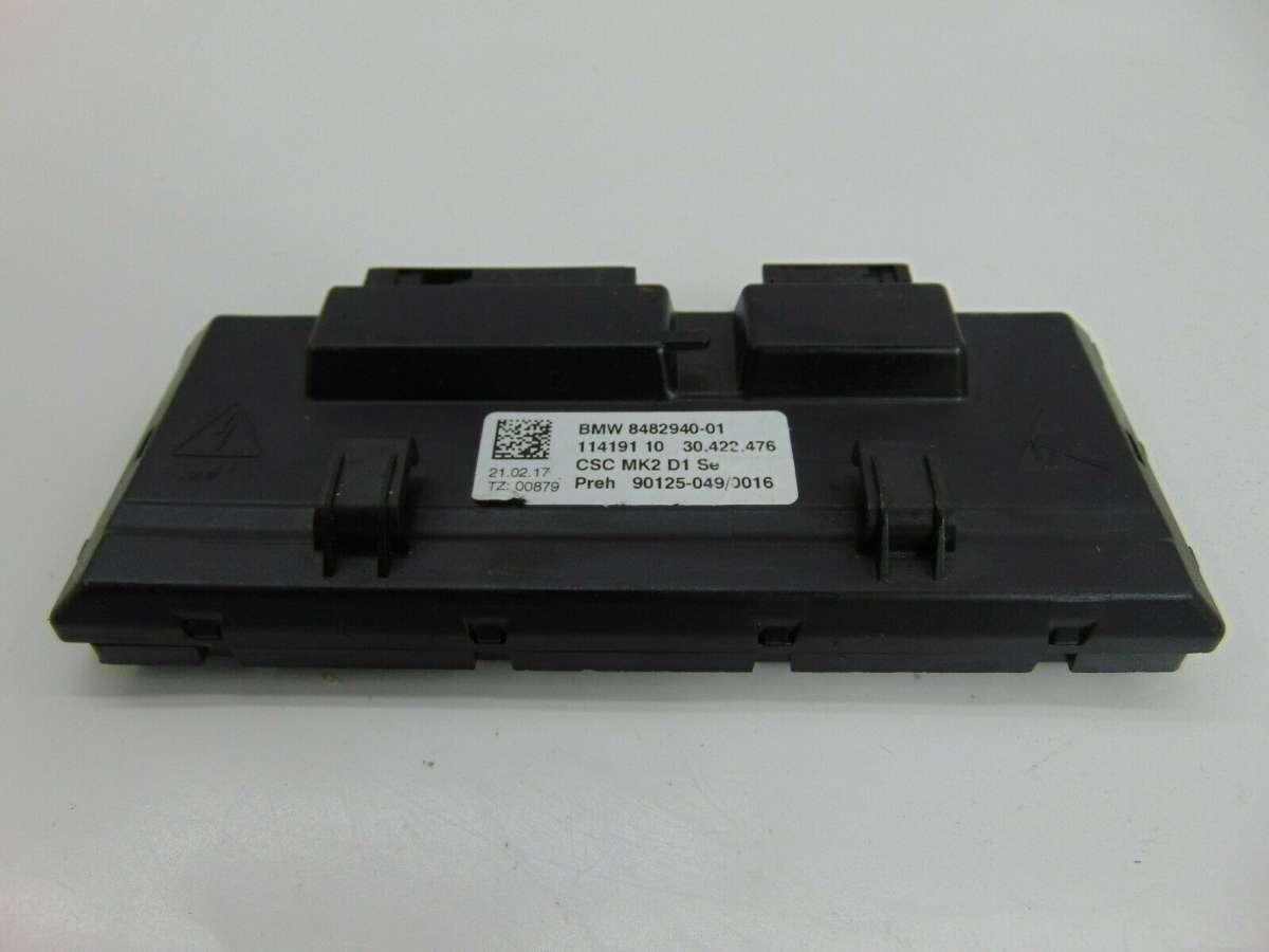 Блок управления аккумулятором (АКБ) BMW 2 F45,F46,F87 61278482940, 8482940, 61278667593, 8667593, 61277536535, 7536535