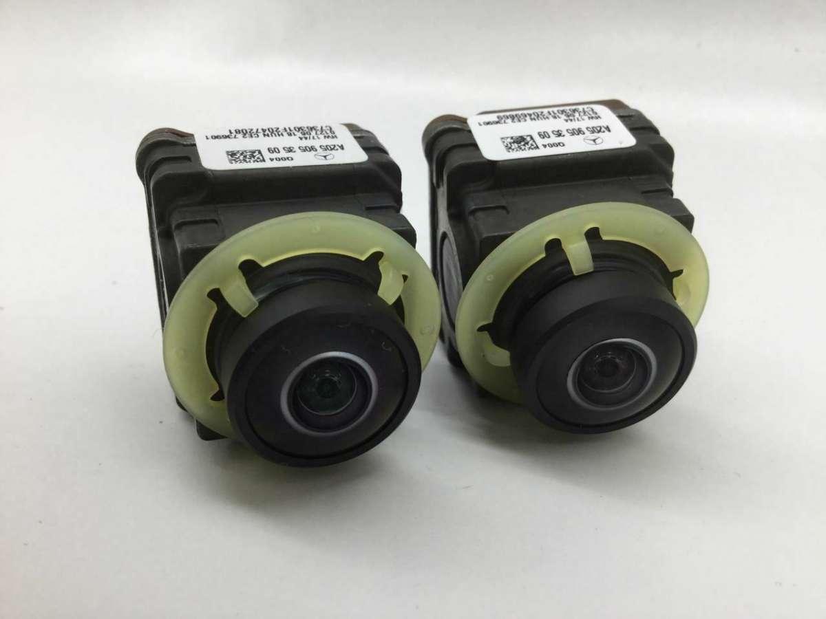 Камера бокового вида Mercedes C W205 A2059053509