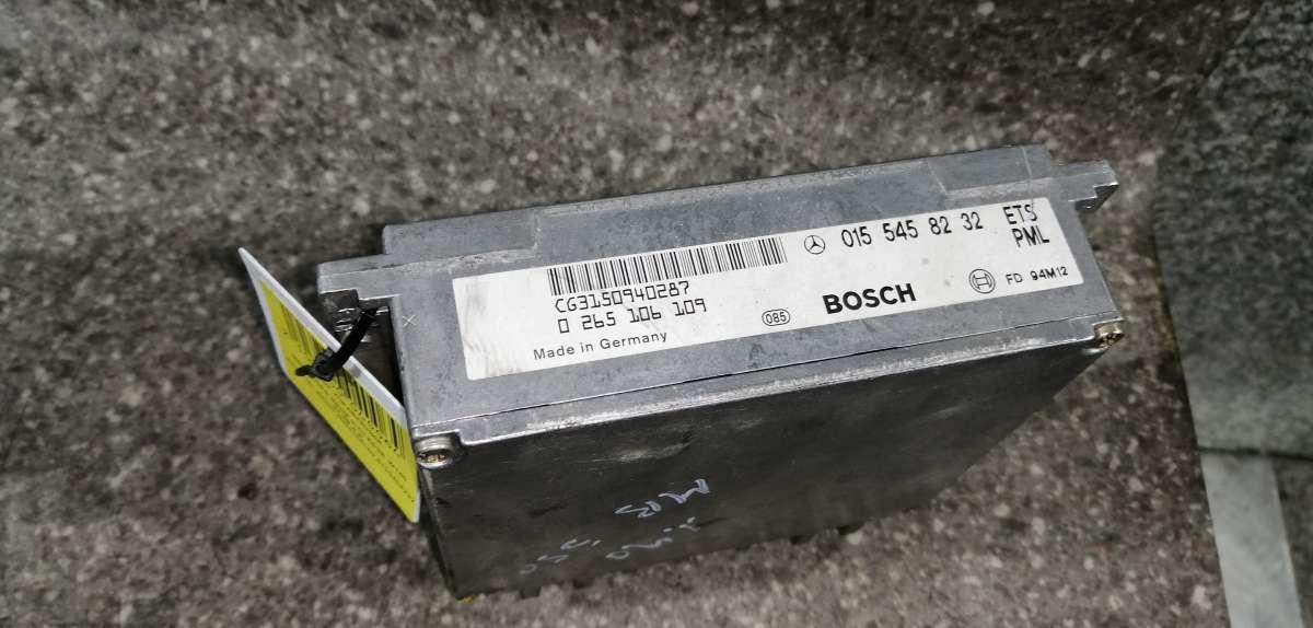 Блок управления ETS Mercedes S W140